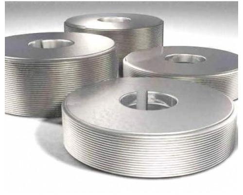 Ролики резьбонакатные М 4х0.7 D=142 комплект (2шт) кл.1